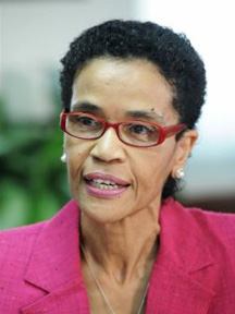 Barbara Carby, Ph.D.