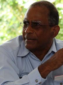 Franklin McDonald, Ph.D.